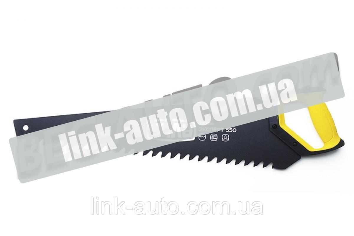 Ножівка по пінобетону з тефлоновим покриттям 700мм з твердосплавними напайками на зубцях