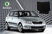 Автомобільні килимки EVA на Skoda Superb II 2008-2015