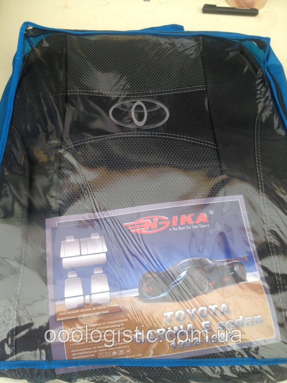 Чохли Тойота Карина Е 1992-1996 Toyota Carina E 1992-1996 Nika модель