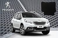Автомобільні килимки EVA на Peugeot 301 2013-