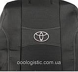 Авточехлы Тойота Авенсис Т25 2003-2009 Toyota Avensis T 25 2003-2009 N, фото 3
