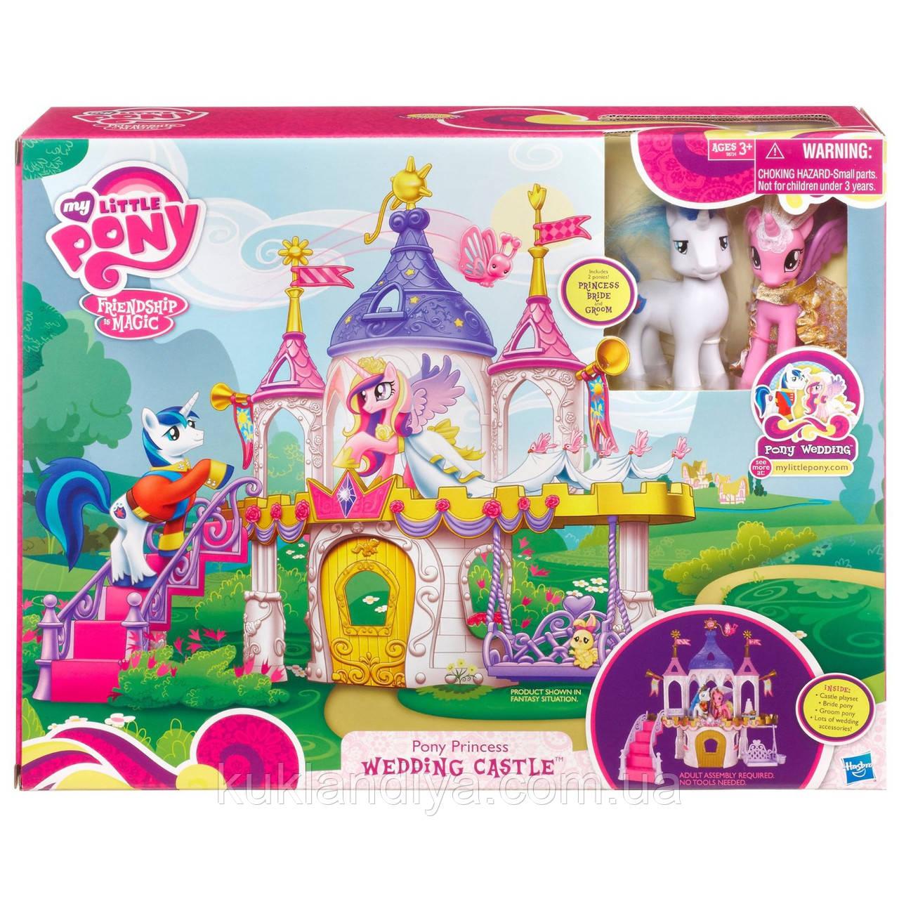 Королевский свадебный замок My Little Pony Wedding Castle