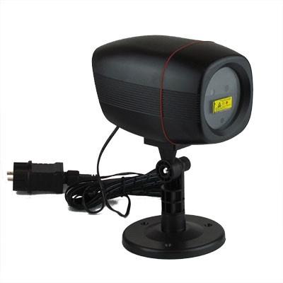 Новогодний лазерный проектор 20-19