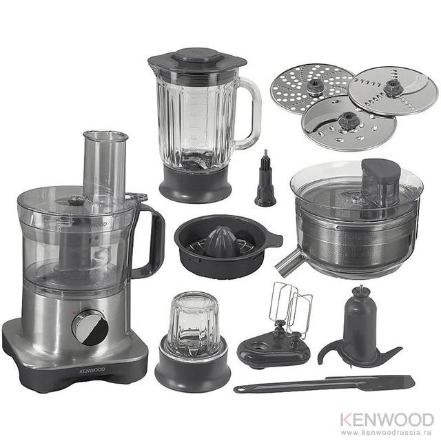 Комплектующие и аксессуары к кухонным комбайнам