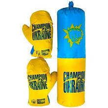 Боксерский набор средний Украина Покосенко