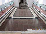 Червона гранітна плитка в Житомир, Київ, фото 3