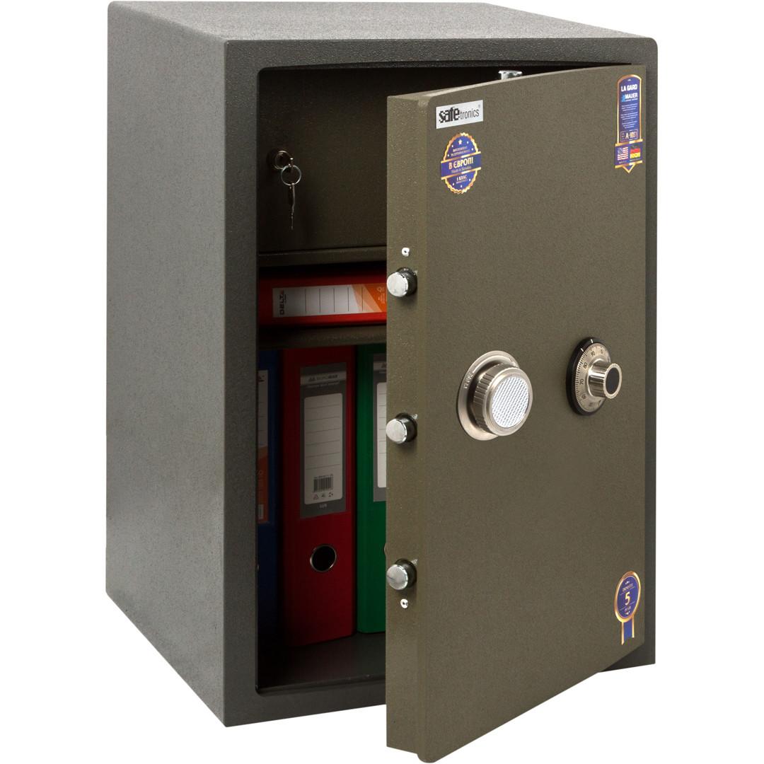 Взломостойкий сейф Safetronics NTR 61LGs
