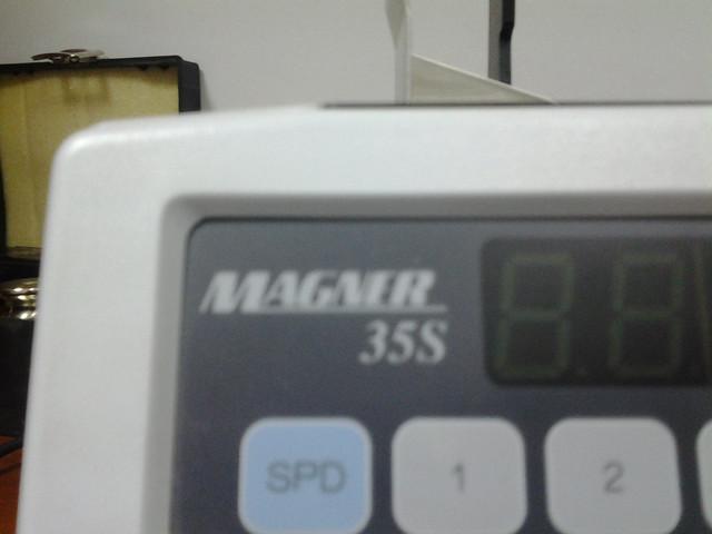счетчик банкнот Magner 35S