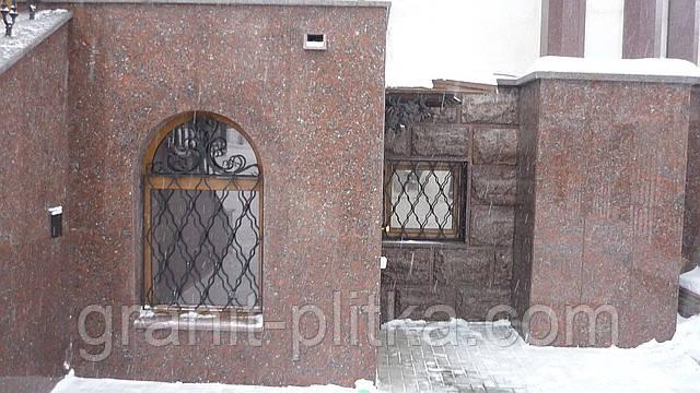 Поставки гранітної плитки з Житомира