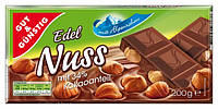 Шоколад Edel Nuss 200 г цельный фундук