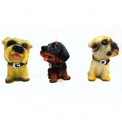Статуэтка Собака керамическая W9001 7-77 (B3-6778) (12/576)