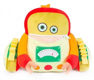 Мягкая игрушка Робот Квики ИГ-0042