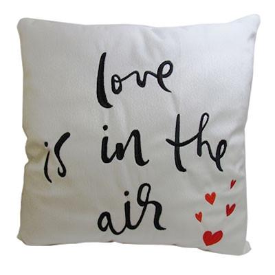 Мягкая игрушка валентинка-подушка Любовь рядом ВА-0024