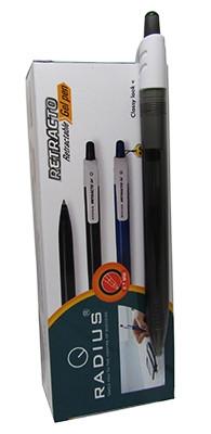 Ручка гелевая черная R8