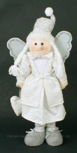 Мягкая игрушка Ангел, 38см
