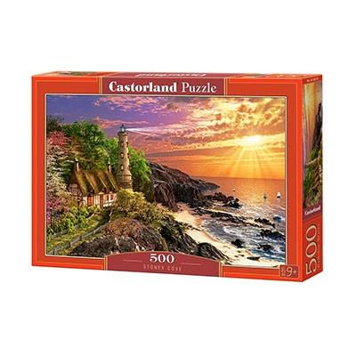 Пазлы Castorland 500 эл Бухта Стони В-52615