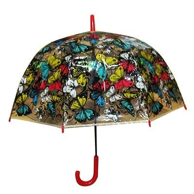 Зонтик трость женский Бабочки арт RST608А 6-402 (F-19758) 18-28 9-238 (1/60) 6-443 (1440)