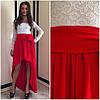 Комбинированное платье гипюр+жаккард , фото 2