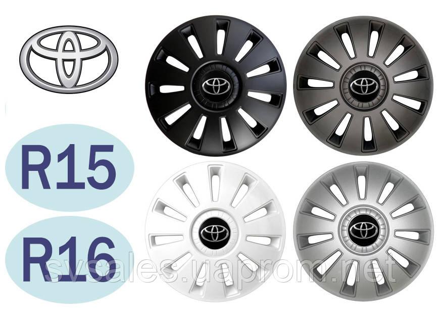 Колпаки колёсные TOYOTA (R15, R16)
