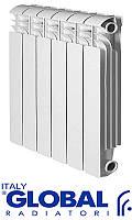 Радиатор алюминиевый Global Extra