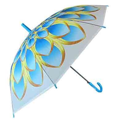 Зонтик-трость Хвост павлина 10-649 (10168)