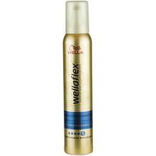 Мусс для волос Wella Wellaflex Объем и восстановление суперсильной фиксации 200 мл 2769