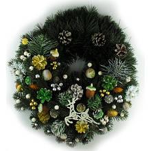 Рождественский венок 1