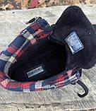 Женские утепленные ботинки Skechers Glacial Ultra оригинал натуральная замша 38, фото 5