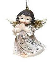 Подвесной елочный декор Ангел