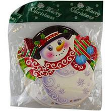 Гирлянда растяжка снеговик С Новым Годом 20-82 (6244)