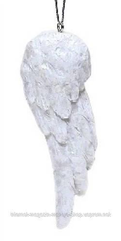 Декоративный подвесной декор Крыло 10см