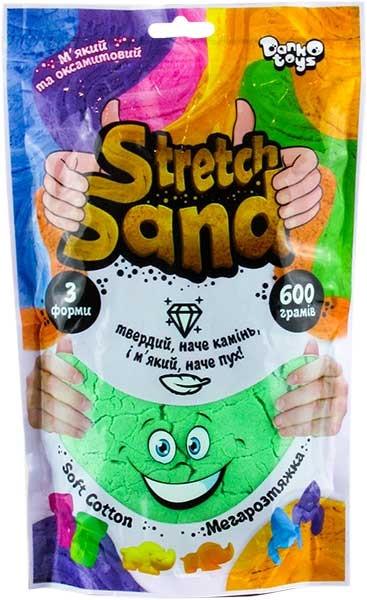 Набор креативного творчества Stretch Sand укр 600г STS-04-01U