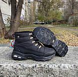 Женские утепленные ботинки Skechers DLITES WEEKENDER оригинал водонепроницаемы 38, фото 6