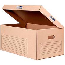 Контейнер архивный картонный белый Economix E32703-14