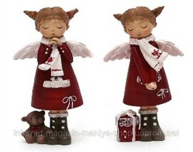 Декоративная статуэтка Девочка-ангел в асс 2