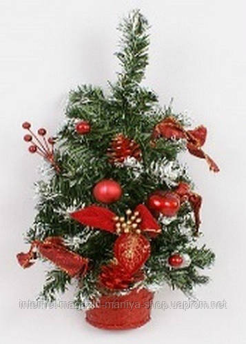 Декоративная елка, 40см