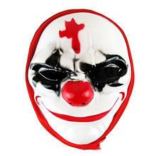 Карнавальная маска Злой клоун 6-66 (6067)