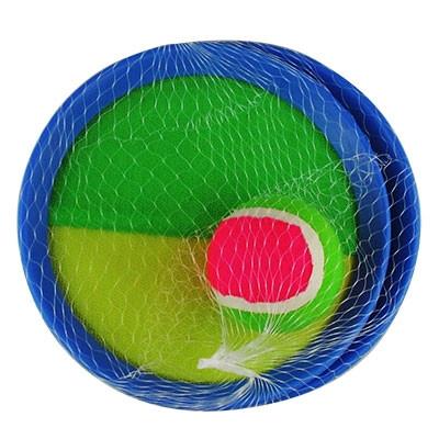 Игровой набор Пляжный теннис ( 2 диска+мяч) 9-353 (25090)