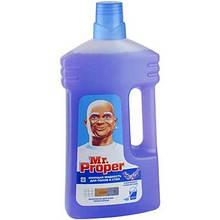 Моющее средство для пола и стен MR PROPER жидкий 1000мл Лаванда 4946