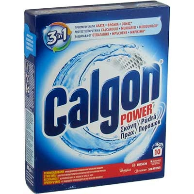 Средство для смягчения воды и предотвращения образования накипи Calgon 3в1 500 г 8203