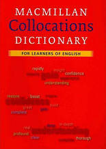 Словник Collocations Dictionary Paperback Macmillan