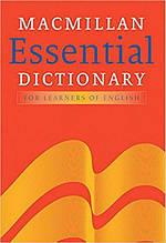 Словник Macmillan Essential Dictionary + Pack