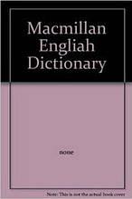Словник Macmillan Engliah Dictionary Paperback