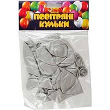Воздушный шар 12 10шт металик TIKI 53458-TK