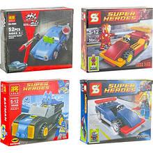 Конструктор Lego MIX для мальчиков 32,35,43,46,49,50,52,62,114дет 1006 189 АВС