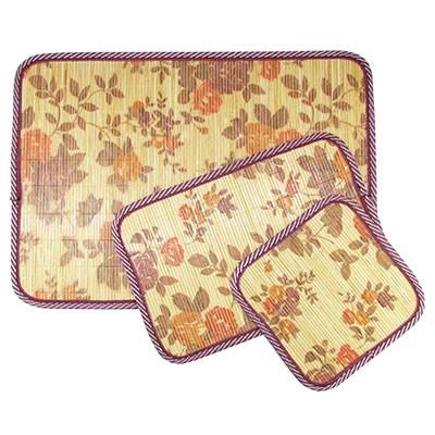 Набор салфеток 3пр. бамбук 36200