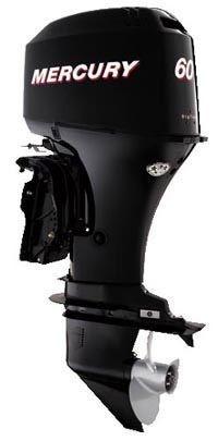 Лодочный двигатель Mercury (меркури) F 60 ЕLPT BigFoot