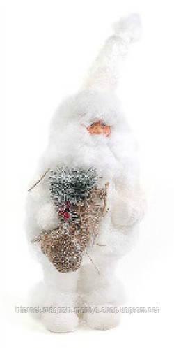 Новогодний декор Санта, 35см