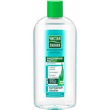 Мицеллярная вода Чистая Линия 3в1 Для норм и комб кожи 400 мл 7080