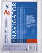 Файл А4 30мкм NAVIGATOR 75293-NV